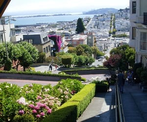 california, san francisco, and russian hill image