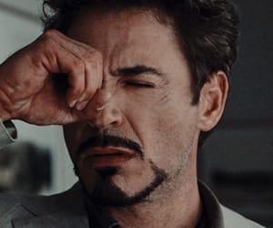 iron man, icon, and Marvel image