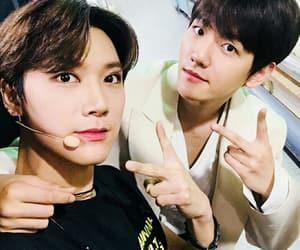 exo, baekhyun, and nct image