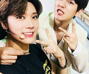 exo, ten, and baekhyun image