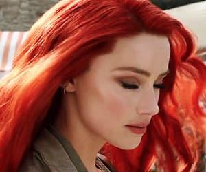 actress, amber heard, and aquaman image