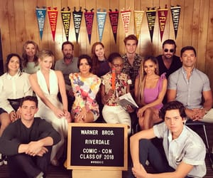 alice, Archie, and cw image