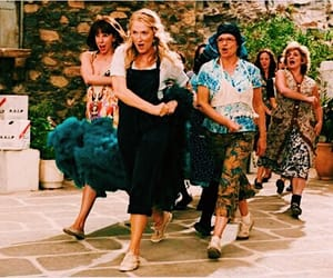 mamma mia, meryl streep, and movie image