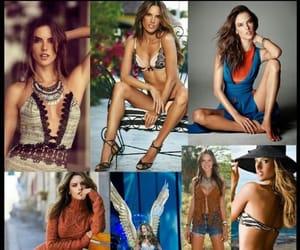 girls, alessandra ambrosio, and model image