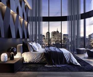 bedroom, luxury, and design image