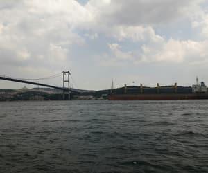 blue, travel, and bridge image