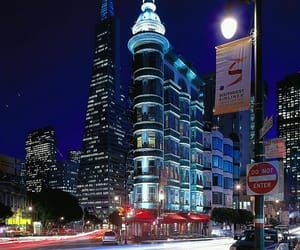 california, san francisco, and financial district image