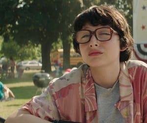 actor, glasses, and it image