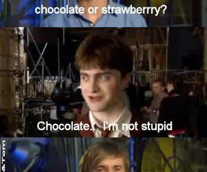 funny, harry potter, and tom felton image