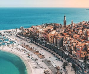 france, cote d'azur, and French Riviera image