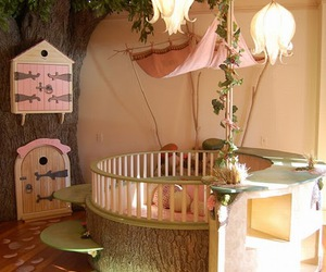 bedroom, room, and baby image