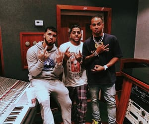 trap, anuel aa, and anuel image