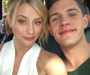 casey, riverdale, and betty cooper image