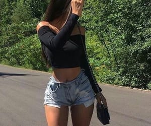 outfit, summer, and body image
