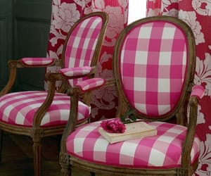 chairs, decor, and decorating image
