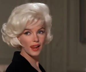 actress, monroe, and vintage image