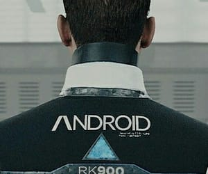 detroit become human, rk800, and rk900 image