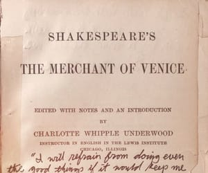 book, italy, and shakespeare image