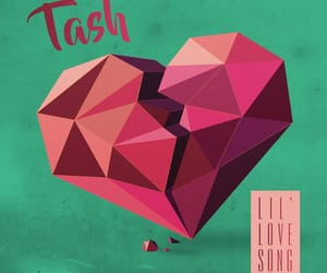 love song, spotify, and tash image