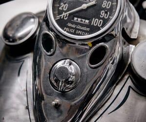 Close-ups, vintage, and harley davidson image