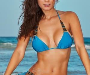 beautiful, bikini, and fitness image