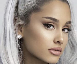 hair and ariana grande image