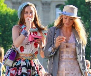 gossip girl, jenny, and serena image