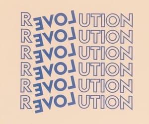 love, revolution, and theme image