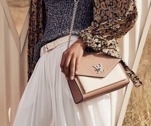 bag, bags, and elegant image