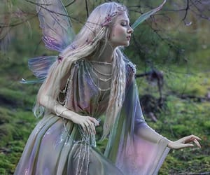 fantasy, fairy, and forest image