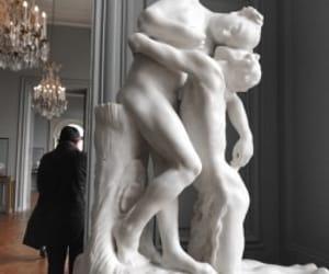 art, museum, and paris image