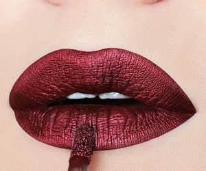 beauty, belleza, and lips image