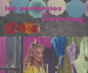 50s, film, and Jacques Demy image