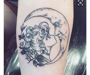 tattoo and sailor moon tattoo image