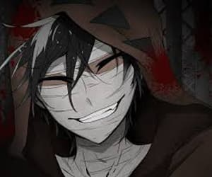 anime, zack, and satsuriku no tenshi image