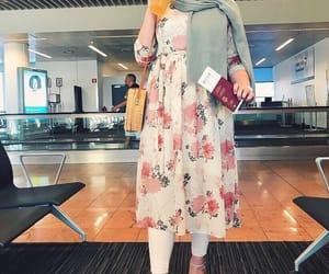 hijab, modesty, and stylé image