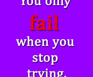fail, quotes, and life quotes image