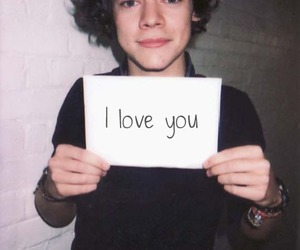 iloveyou and harry image