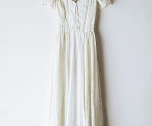 etsy, vintage dress, and bohemian wedding image
