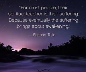 quotes, Awakening, and spiritual awakening image