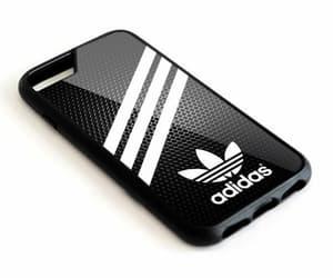 adidas, Logo, and stripes image