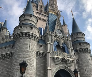 castle, magical, and spring break image