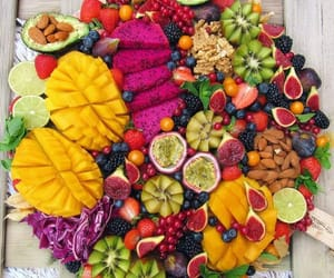 colorful, delicious, and much image