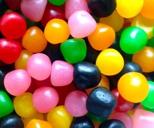bonbons, candies, and colors image