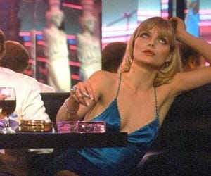 michelle pfeiffer, scarface, and movie image