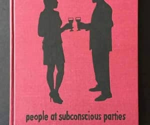 party, quote, and subconscious image