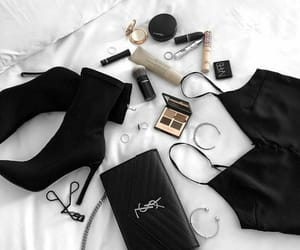 bags, clothes, and luxury image