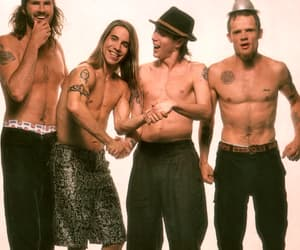 90's, anthony kiedis, and chad smith image