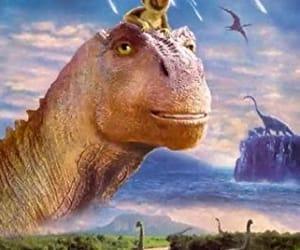 dinosaur, walt disney, and eema image