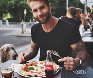 coca-cola, dog, and food image